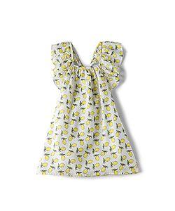 For Love & Lemons | Платье Для Малыша Lemondrop