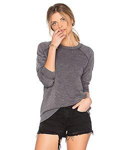 Monrow | Burn Out Vintage Sweatshirt