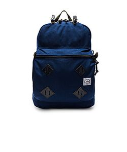 Epperson Mountaineering | Leather Patch Day Pack