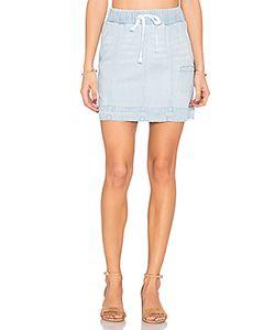 Bella Dahl | Welt Pocket Skirt