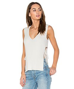 ROI | Side Tie Shell Top