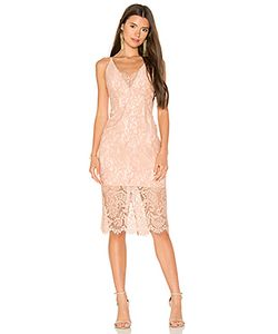 BARDOT | Pencil Lace Midi Dress