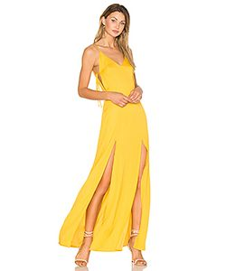 Capulet | Gina Plunging Maxi Dress