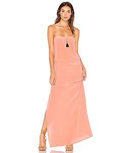 AUGUSTE   Шелковое Платье-Комбинация Lily