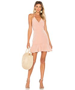 Donna Mizani   Платье Со Сборками Avery
