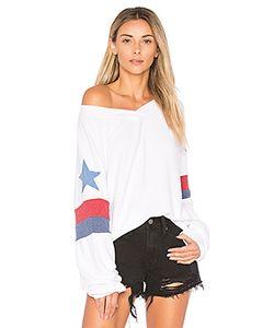 Wildfox Couture | Пуловер С Графикой Звезды