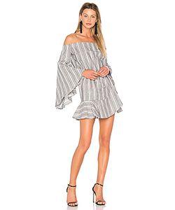 Shona Joy | Мини-Платье С Открытыми Плечами Tortuga