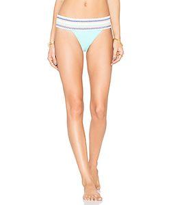 Sauvage | Banded Rio Bikini Bottom