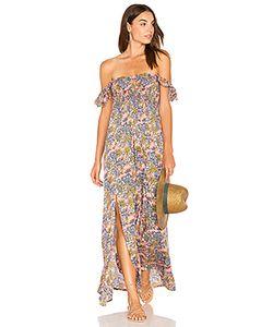 Tiare Hawaii | Макси Платье С Открытыми Плечами Hollie