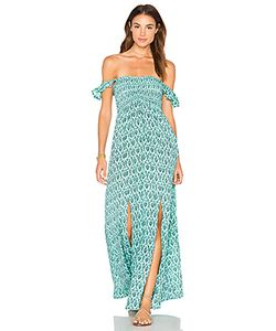 Tiare Hawaii | Hollie Off The Shoulder Maxi