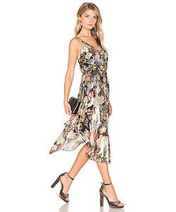 Haute Hippie | Lace Up Front Dress