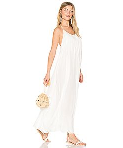 Free People | Embroidered Elaine Maxi Slip