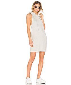 Hudson Jeans | Платье-Свитшот С Капюшоном