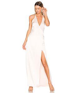 Halston Heritage | V Neck Slip Gown