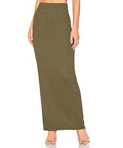 LA Made | Lulu Column Maxi Skirt