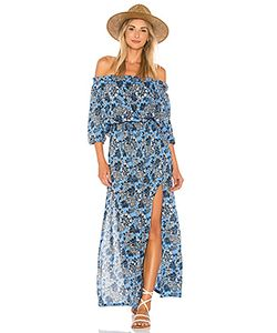 Tiare Hawaii   Макси Платье Sage