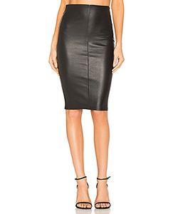 MLML | High Waist Slit Skirt