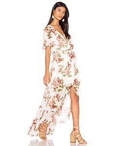 Show Me Your Mumu   Платье С Запахом Marianne