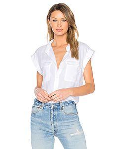 Bella Dahl | Укороченная Рубашка На Пуговицах