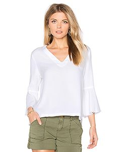 maven west | Roxy Frayed Top