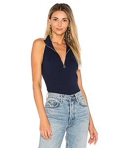 525 America | Sleeveless Cutaway Top