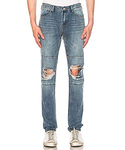 STAMPD | Relaxed Panel Jeans