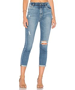 Joe'S Jeans   Облегающие Джинсы С Высокой Посадкой The Bella