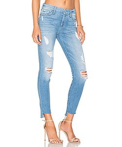 7 for all mankind | Step Hem Ankle Skinny