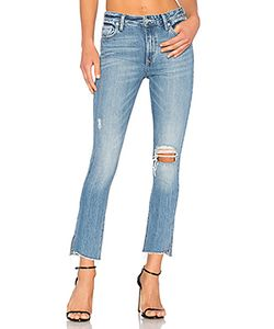 Lovers + Friends | Logan High-Rise Tapered Jean