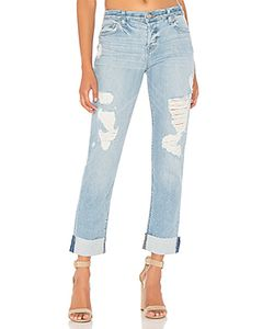 Hudson Jeans | Riley Crop Relaxed Straight