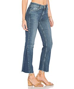 Paige Denim | Pieced Colette Crop Jean