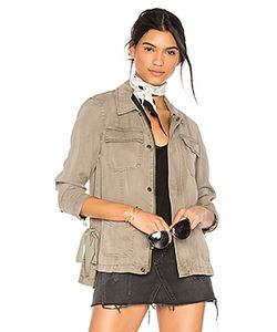 PAM & GELA | Cargo Jacket With Side Ties