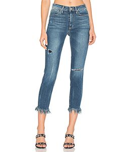 Joe'S Jeans | The Charlie High Rise Fray Hem Crop