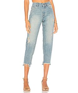 Dl1961 | Goldie High Rise Tapered Cropped