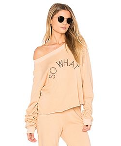 Wildfox Couture | Короткий Свитшот So What
