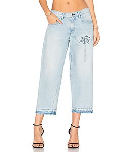 Frankie | Cropped Baggy Jean