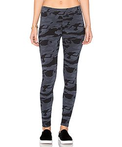 Monrow | Bone Clue Camo Basic Legging