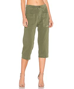 James Perse | Cropped Work Pant