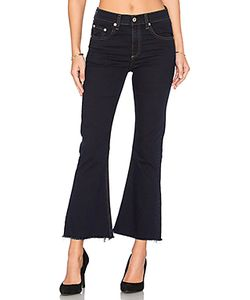 Rag & Bone/Jean | Fray Hem Crop Flare