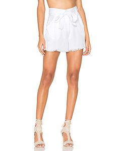 KENDALL + KYLIE | Frayed Twill Short