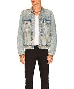 A Gold E   Куртка Aap Ferg Jean Jacket