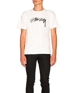Stussy | Футболка Smooth Stock