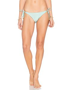 Vix Swimwear | Solid Side Tie Bottom