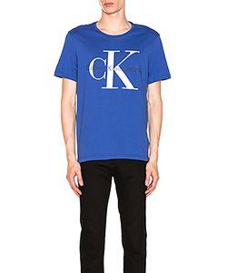 Calvin Klein   Футболка С Логотипом Reissue