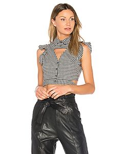 Marissa Webb | Denise Gingham Blouse