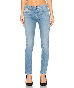 Re/Done | Straight Skinny Jeans