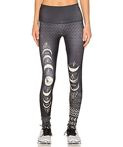 onzie | High Rise Graphic Legging