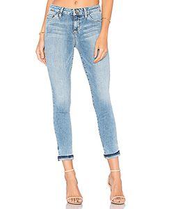 Joe'S Jeans | Узкие Укороченные Джинсы The Markie
