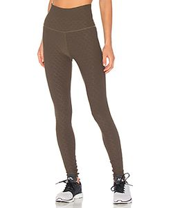 Beyond Yoga | Cant Quilt You High Waisted Long Legging