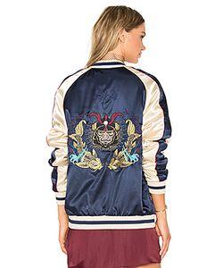 Standard Issue   Куртка Бомбер Samurai